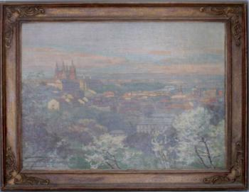 City of Prague - Jaroslav Pukl (1893-) - 1930