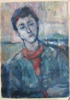Portrait of Man - 1970