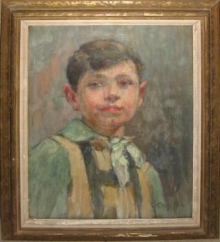 Portrait of Child - 1949