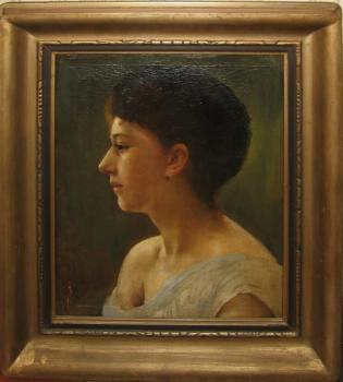 Portrait of Lady - 1920