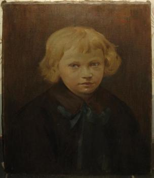 Portrait of Child - 1902