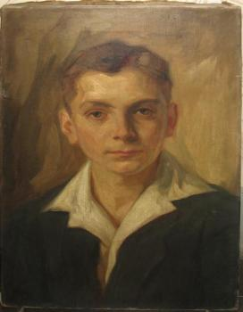 Portrait of Child - 1900