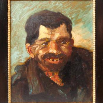 Portrait of Man - 1930