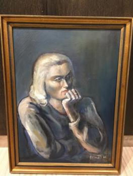 Portrait of Lady - Ctirad,1945 - 1945